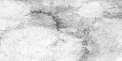 sjabloon voor spandoek met abstracte halftoonpunten ontwerp