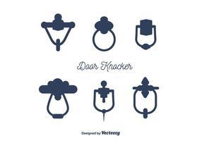 Deurknocker Vector