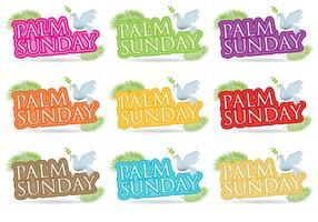 Palm zondag titels