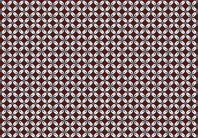 Gratis Batik Achtergrond Vector