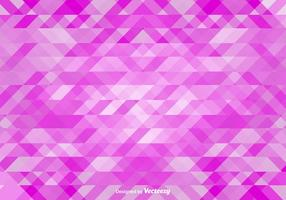 Fractal Roze Vector Achtergrond