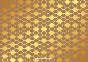 Vector Gouden Naadloos Patroon