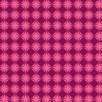 afgerond ruitroze patroon vector