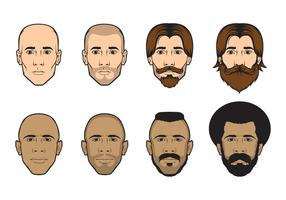 Hair Grow Vector illustratie