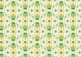 Bloem Decoratief Patroon vector