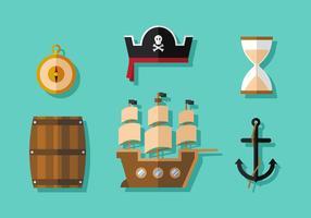 Vector Piraten