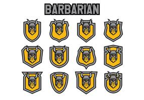 Barbaarse Vector