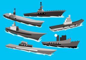 Vliegtuigen Carrier Vector