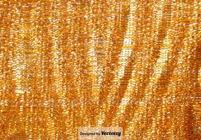 Vector Gouden Mousserende Textuur