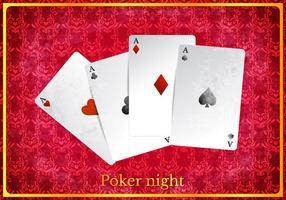 Gratis Vector Casino Royale Achtergrond