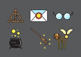Hogwarts Gratis Vector Pack Vol. 4