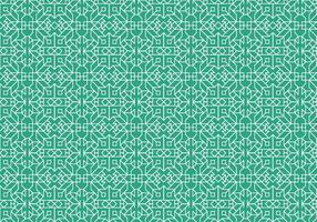Overzicht geometrisch patroon vector