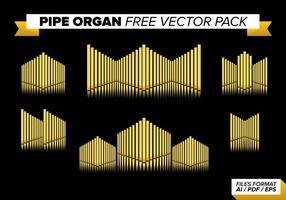 Pijporgaan Gratis Vector Pack
