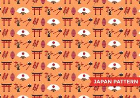 Japan Patroon Vector