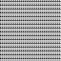naadloze zwart grijze driehoeken