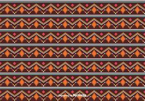 Inheemse Amerikaanse patroon vector