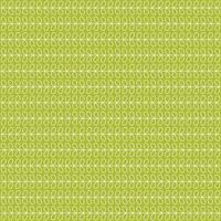 wit overzicht blad op groene naadloze patroon