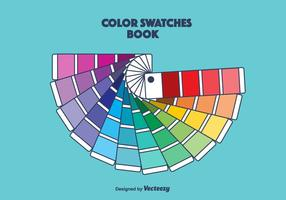 Gratis Color Swatches Vector