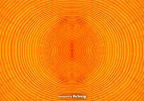 Boom Ringen Achtergrond / Vector Boomstam Achtergrond