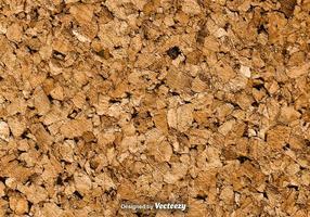 Vector Cork Texture