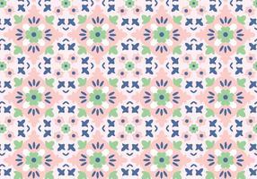 Mozaïek Pastelpatroon vector