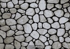 Vector Stenen Textuur - Vector Achtergrond