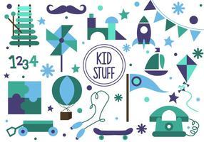 Gratis Kid Stuff Vector