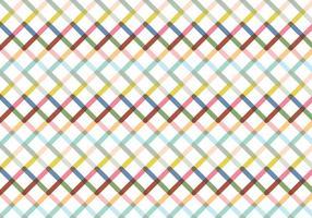 Transparantie Lijnen Patroon vector