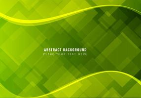 Gratis Vector Abstracte Groene Achtergrond
