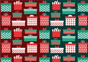 Gratis Gift Pattern Vector
