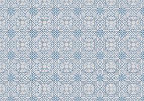 Decoratief Motief Patroon vector
