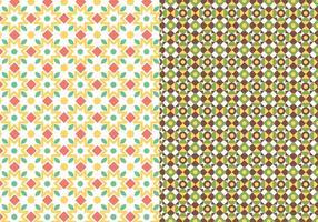 Abstract Motiefpatroon vector