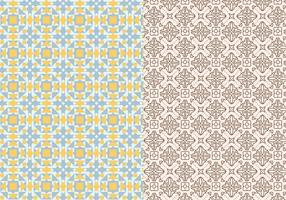 Sier Mosaic Pattern vector