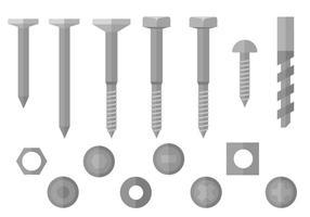 Hardware vector set
