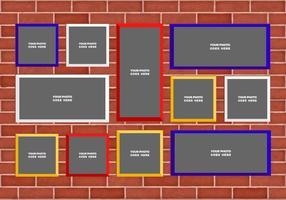 Gratis Vector Foto Collage 10
