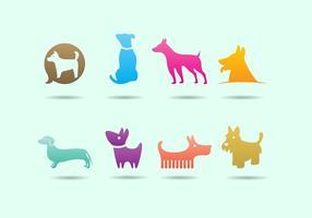 Honden Logo Vectoren