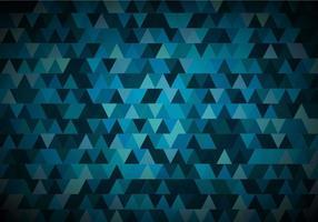 Gratis Vector Blauwe Geometrische Backlground