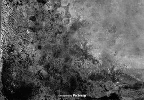 Vector Vuile Grunge Grijze Muur Textuur