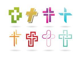 Kruis logo's