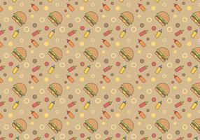 Gratis Burger Vector