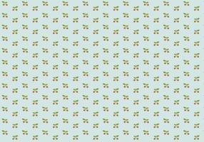Aardappel Patroon Achtergrond vector