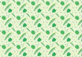 Gratis Palm Leaf Vector