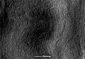 Zwarte Grungy Muur - Vector