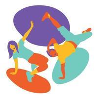 paar breakdance