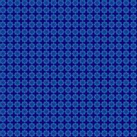 blauwe patrooncirkels