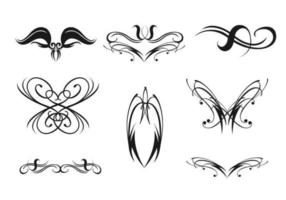 Wervel Ornament Vector Pack