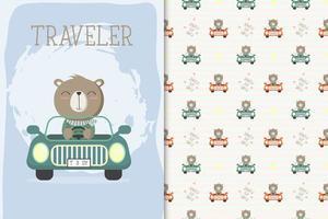 beer besturen van een auto