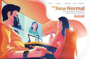 de nieuwe norm op de werkvloer
