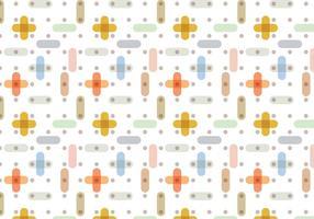 Transparantie Geometrisch Patroon vector