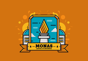 Gratis Monas Vector